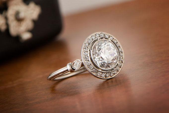 Diamonds in Engagement Rings