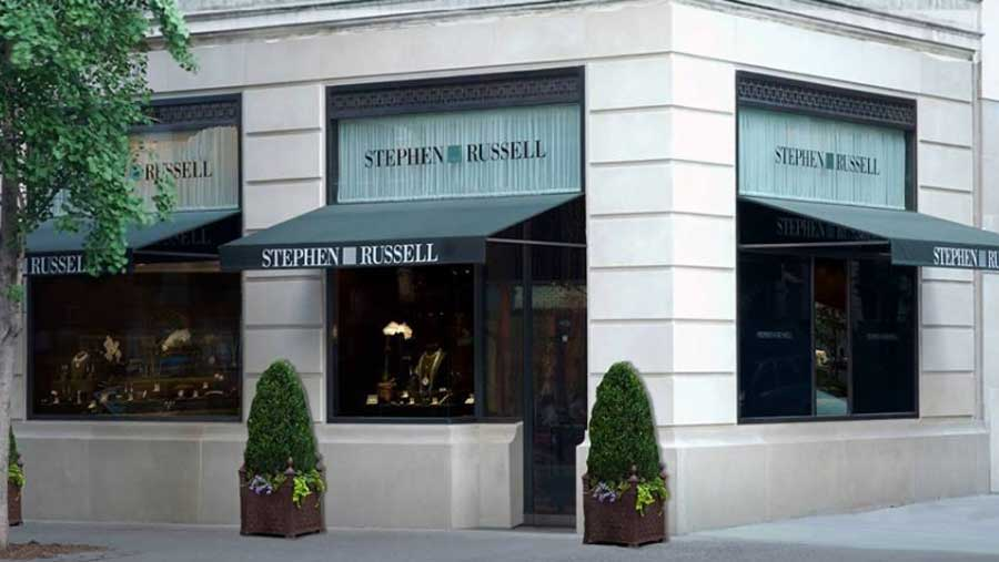 Stephen Russel Store in New York